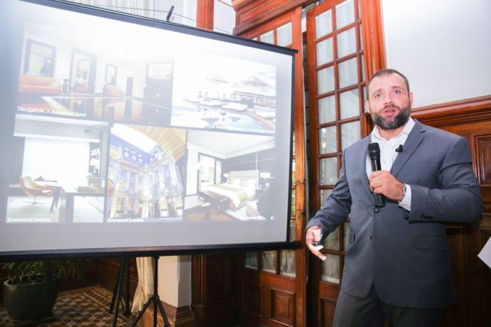 5つ星ホテル新規開業へ 国内観光産業の成長が背景