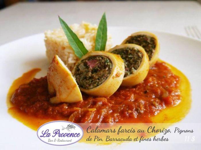 【La Provence】の今週限定メニュー