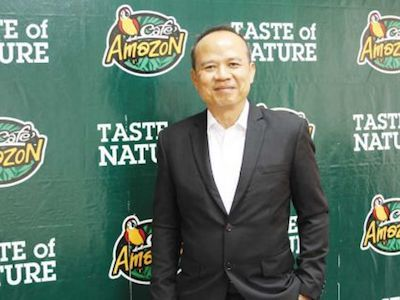 Cafe Amazon、事業拡大の戦略を語る