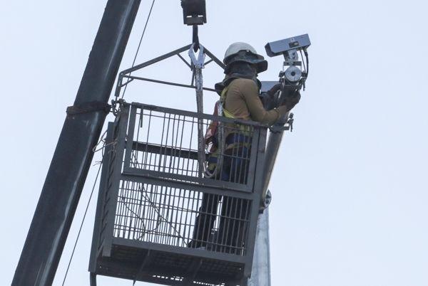 日本からの信号援助計画に遅れ