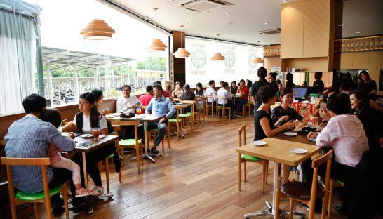 上海でミシュラン獲得のレストラン、イオンモールにオープン