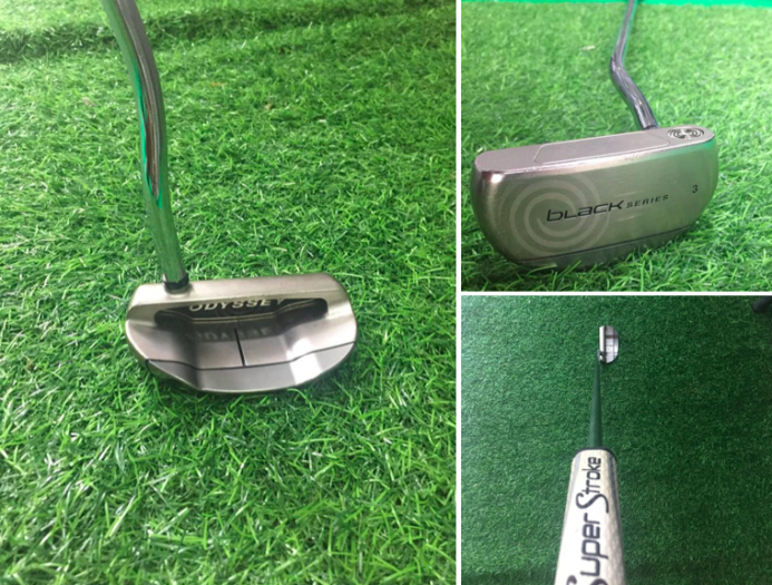 ODYSSEY blackSERIES PATTER が$99.75【Golf Station Cambodia】