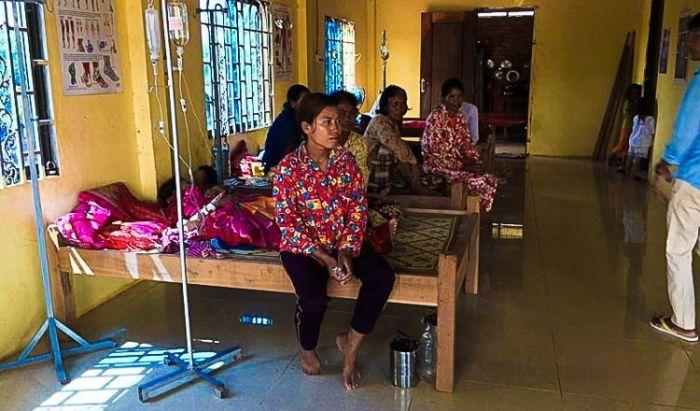 カンボジア、雨季にインフルエンザ感染拡大が予想される