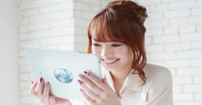 iPad、タブレット、PCで世界中どこでも日本のテレビが視聴できる!
