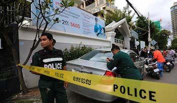 ボンケンコン1で殺人事件 人気女性歌手が銃で撃たれ死亡