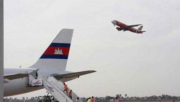 カンボジア、航空業界が堅調な成長を示し各航空会社からの投資を促進