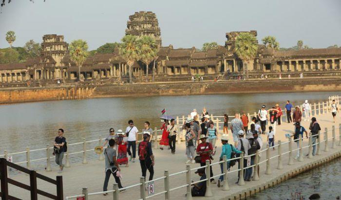 シェムリアップ、東南アジアで最も人気観光地に選出