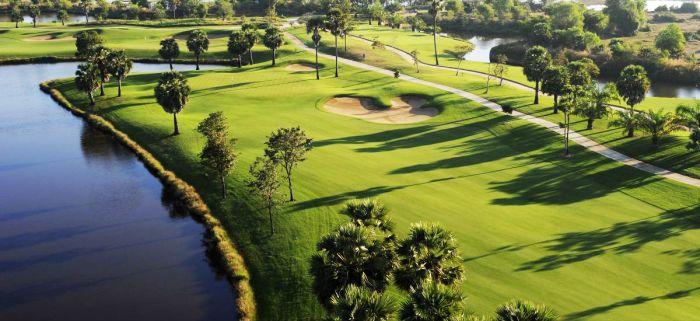 アンコールゴルフリゾート (Angkor Golf Resort)