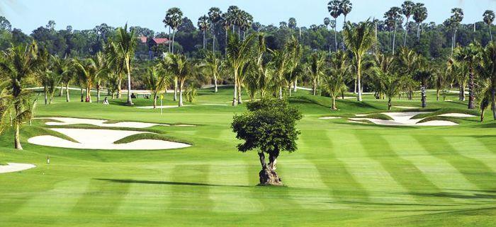 ポーキトラカントリークラブ  (Phokeethra Golf & Spa Resort)