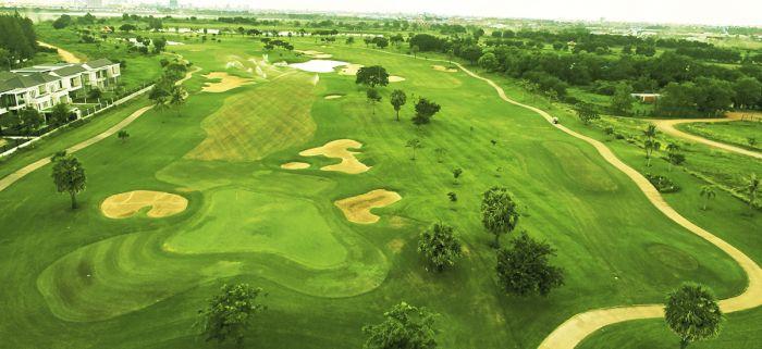 グランドプノンペンゴルフクラブ (Grand Phnom Penh Golf Club)