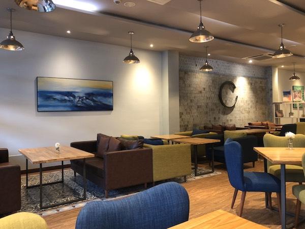日本人にも人気! プノンペンにあるモダンなカフェ「エンソカフェ(Enso Cafe)」