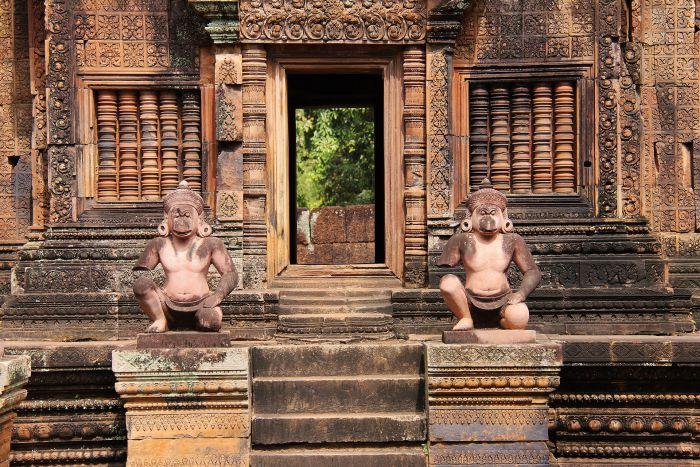 カンボジアのおすすめ観光地 シェムリアップとプノンペンの観光地を地図付きで紹介