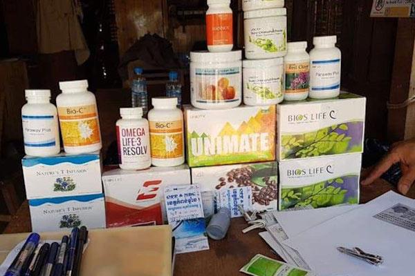 新型肺炎の治療薬と偽り薬を販売、2人逮捕