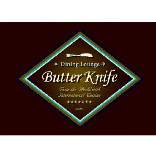 Cafe Restaurant Butter Knife